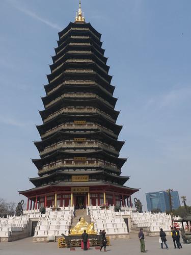 Changzhou Tianning Temple