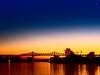 sunset bridge by @hc_s