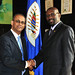 Assistant Secretary General Meets with Grenada's Foreign Minister
