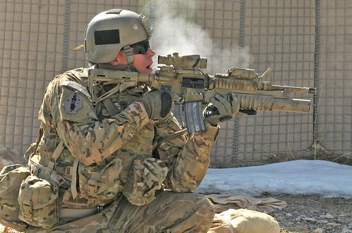 Stress shoot builds Soldiers' readiness [Image 1 of 2]