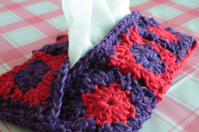 Free Crochet Patterns For Toilet Tissue Holders : Crochet Tissue Holder ? Crochet Club