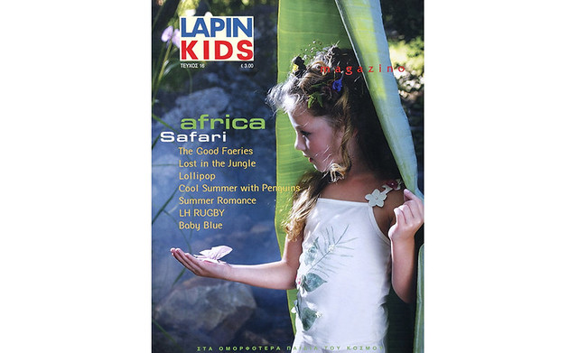 Lapin kids fashion magazine flickr photo sharing