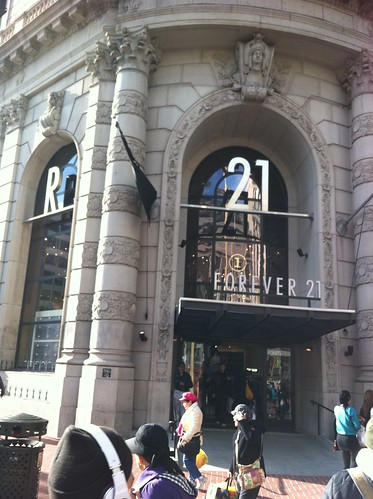 Robes de mariee forever 21 downtown san francisco for Robes de mariage de san francisco