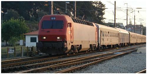 Mangualde - Sud Express  - 27 Agosto 2003