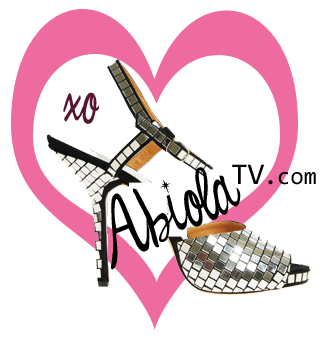 Disco Ball Shoes from AbiolaTV.com