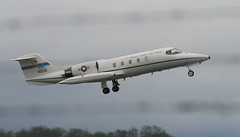 aviation, learjet 35, airliner, airplane, vehicle, business jet, takeoff, jet aircraft, flight, aircraft engine,
