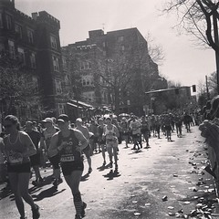 Marathon Monday #loveboston #bostonstrong #marathonmonday