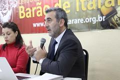 """Debate """"A situação da liberdade de expressão no Brasil"""""""