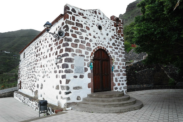 Trekking en Tenerife, Masca