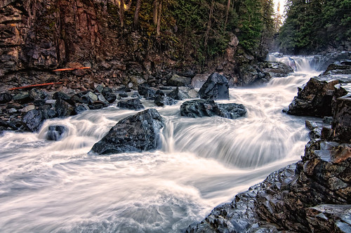 wild water creek river waterfall washington rocks stream falls rapids granite granitefalls
