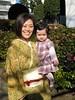 Kimono Miho and Allie