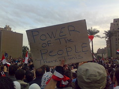 Power of the People - Thanx Tunis