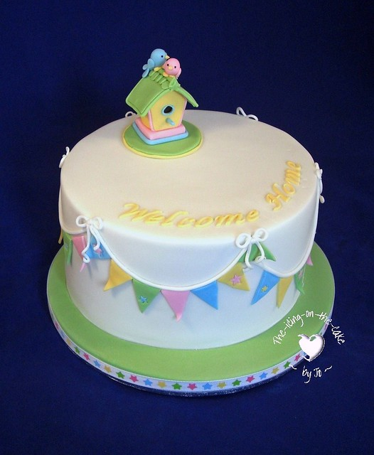 Cake With Icing Dobble Decker