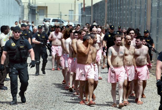 New Blog 1 : Maricopa County Jail