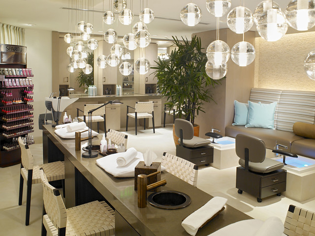 The palms hotel spa miami beach salon area the palms for A1 beauty salon key west