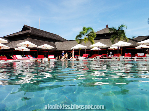 Club Med Bali Swimming Pool Flickr Photo Sharing