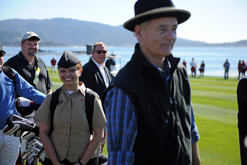 Military Day at AT&T Pebble Beach Pro-Am