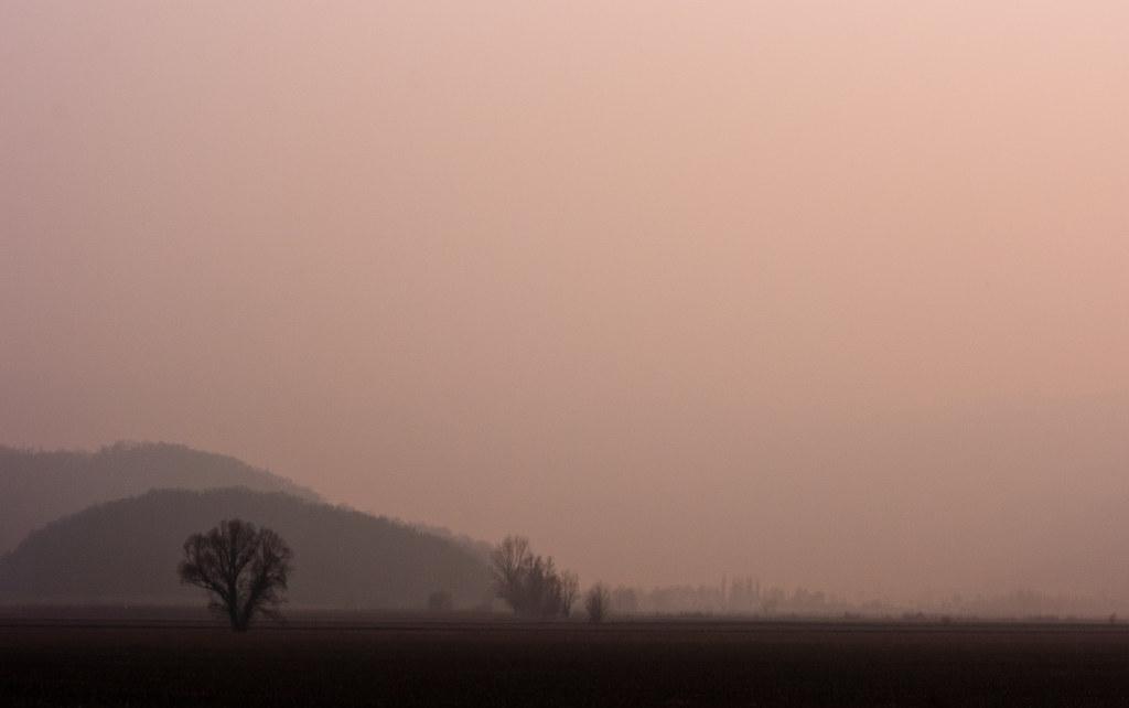 Paesaggio minimal 1 - Minimal landscape