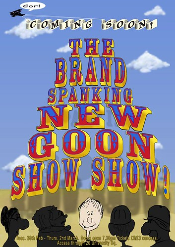 The Goon Show poster