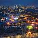 China Light in Rotterdam / Euromast by zzapback