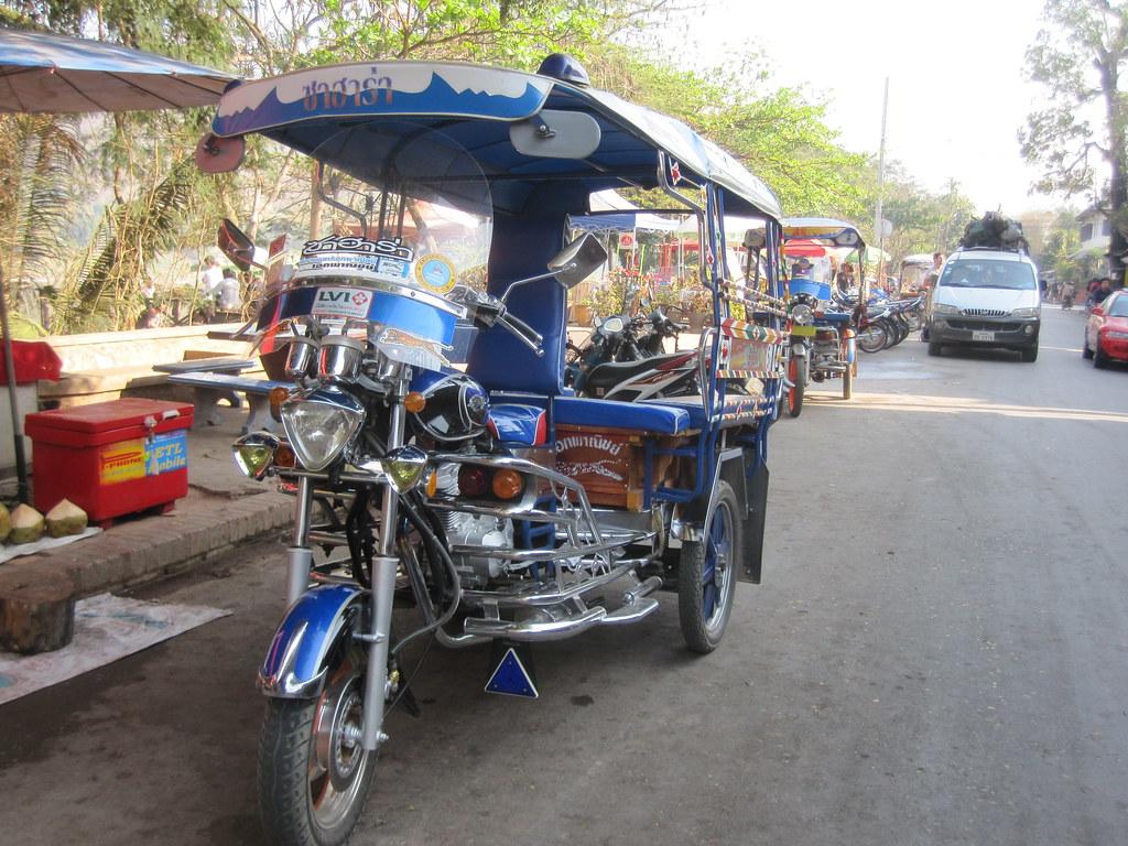 Tuk Tuk - Laos