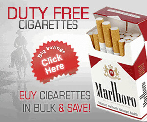 Sign up for cigarette coupons by mail