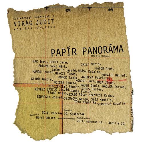 Papír Panoráma