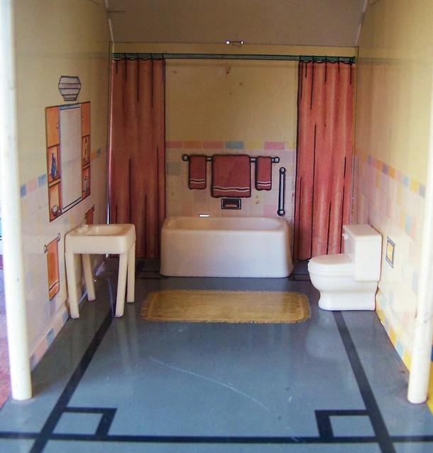 Dollhouse furniture |Dollhouse furniture Bathrooms
