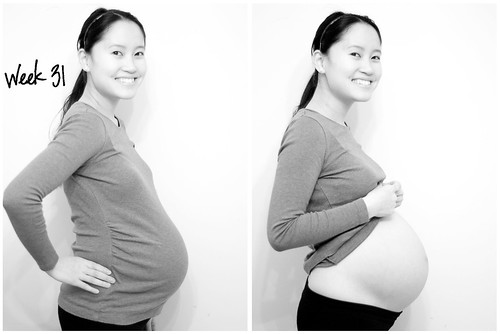 Pregnancy - Week 31