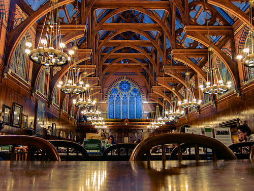 Harvard Dining Hall