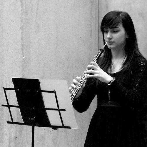 Fotoblog de juanluisgx clara espinosa encinas oboe - Conservatorio musica bilbao ...
