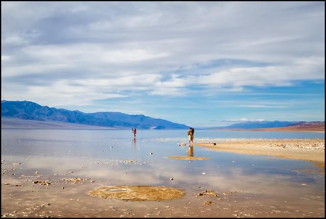 Badwater, Parque Nacional del Valle de la Muerte, California