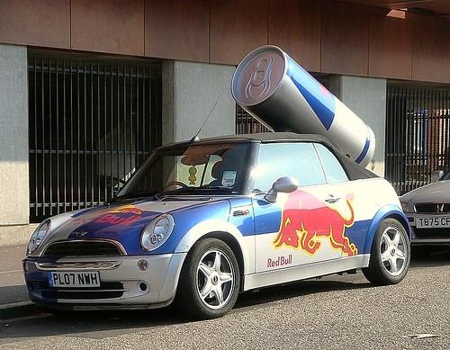 Red Bull..
