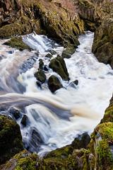 Ingleton waterfall walk