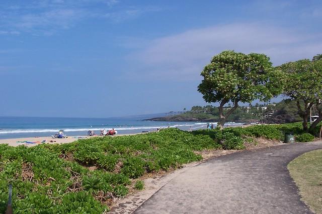 Hapuna Beach Park Big Island Hawaii