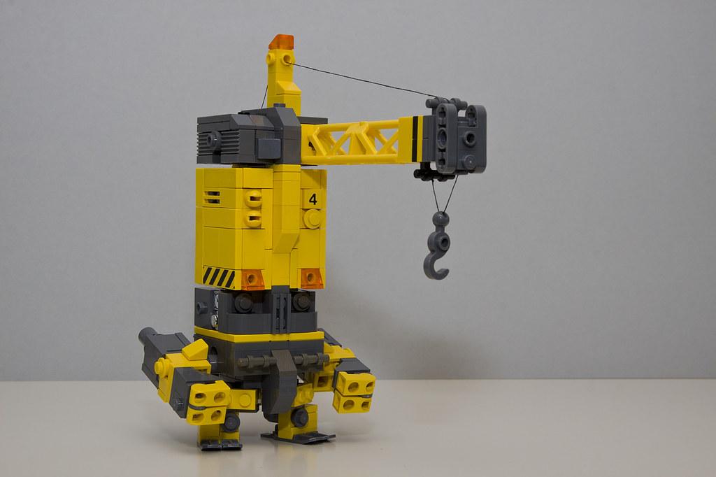 Construction mech