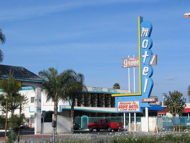 Grove Motel Garden Grove Flickr Photo Sharing