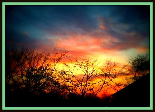 sunset clarksville