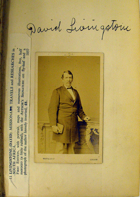 a biography of david livingstone an african explorer Author: paul baylypublisher: fonthill mediarating: category: biography & autobiographyin 1841, a twenty-eight-year-old scottish missionary, david livingstone, began the first of his exploratory treks into the african veldt.