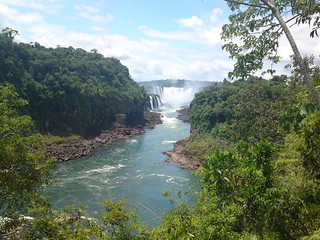 Iguazu waterfalls I