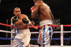 Erislandy Lara  vs. Carlos Molina at Fight Night at The Cosmopolitan of Las Vegas