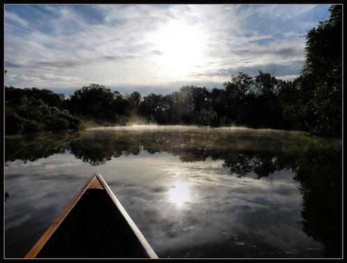mist sunrise texas houston canoe bayou pasadena armandbayou wanam3