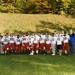 Fall 2002 Junior Varsity Football Team.