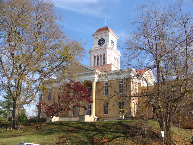 Blount County Court House Maryville Tn Flickr Photo Sharing