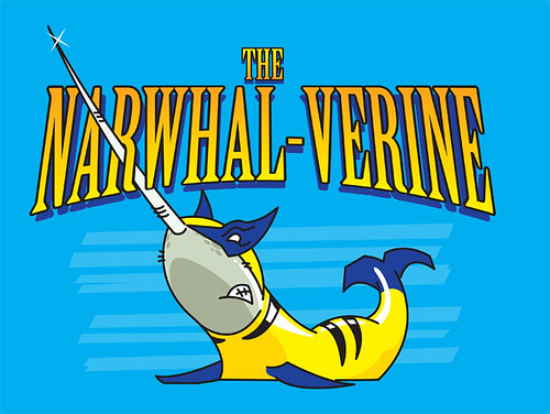 The Narwhal-verine!