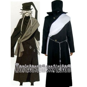 Black Butler Undertaker Cosplay Costume Details Cos Compo Flickr