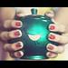 Strawberry nails by ilovestrawberries (Carmi)