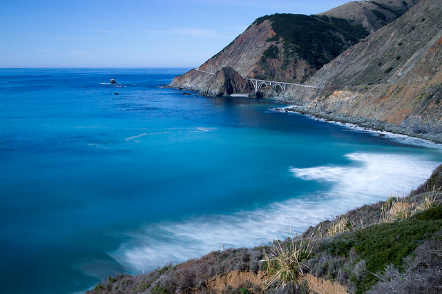 Big Sur in California by Benjamin1970 via Flickr