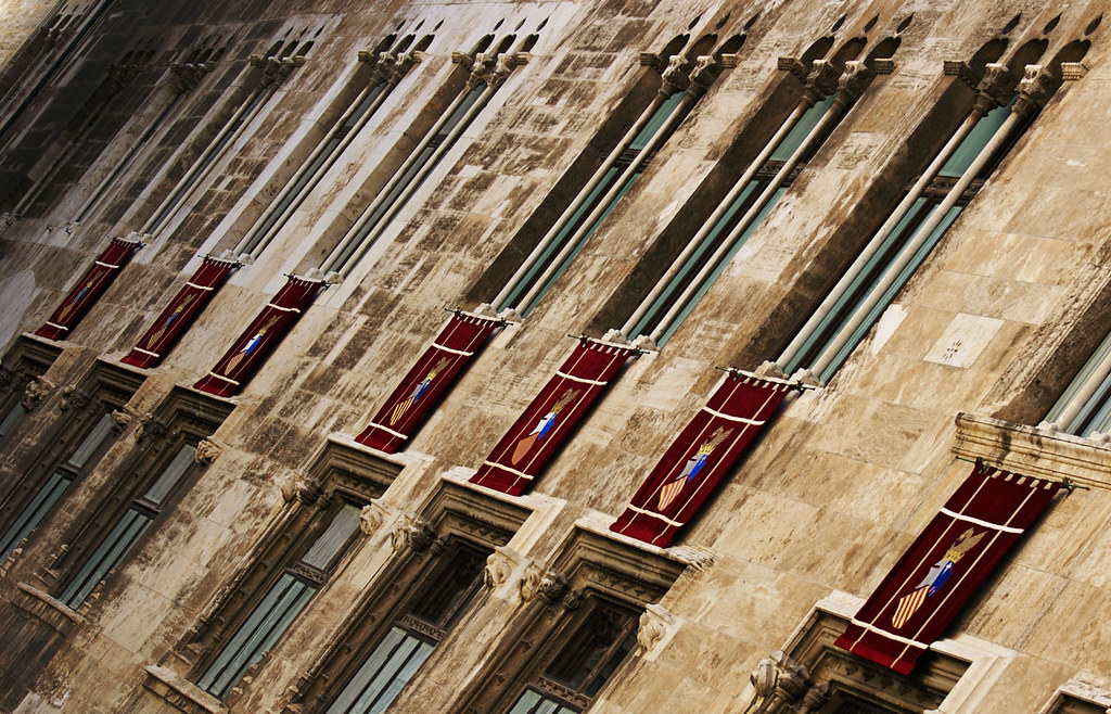 Palau de la Generalitat - Valencia