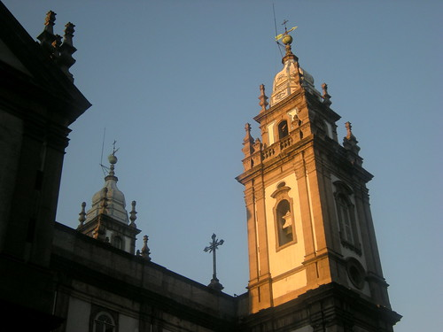 Igreja da Candelária (detalhe)